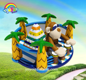Monkey Inflatable Fun City YPG-025