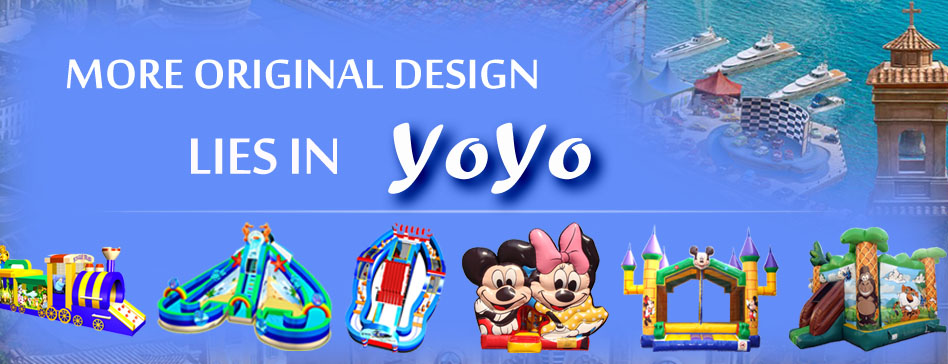 yoyo amusement toys