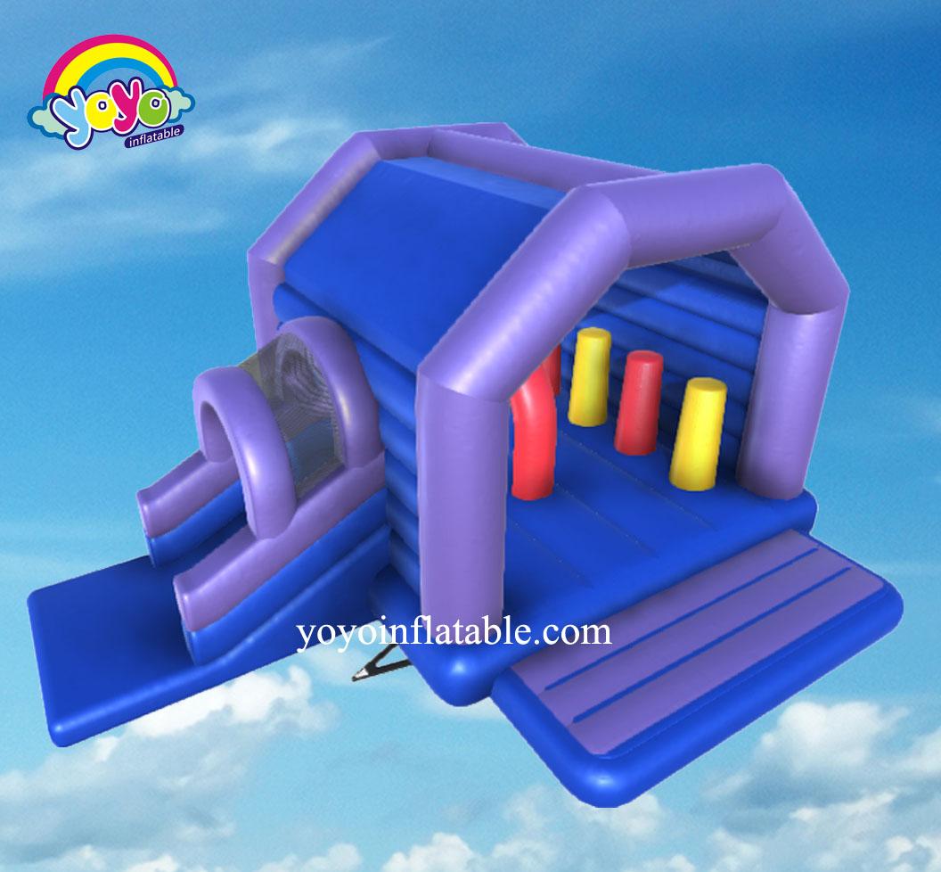 Kids Inflatable Multifun Moonwalk 01