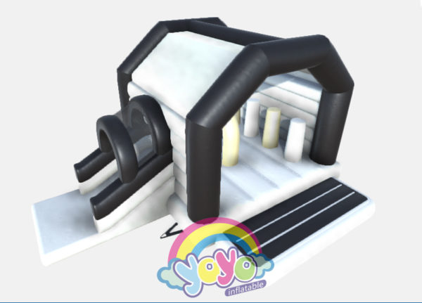 Kids Inflatable Multifun Moonwalk 04
