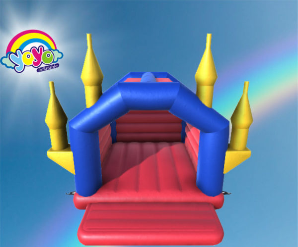 Inflatable bounce house castle 01