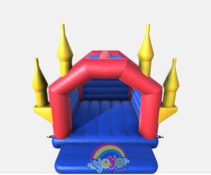 Inflatable bounce house castle 03