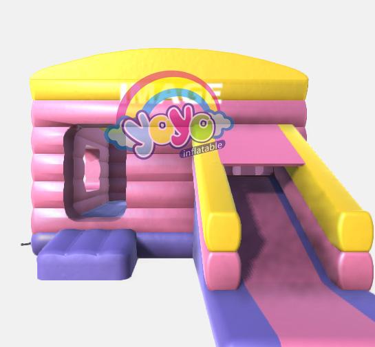 Inflatable Bounce House Maxifun Moonwalks 02