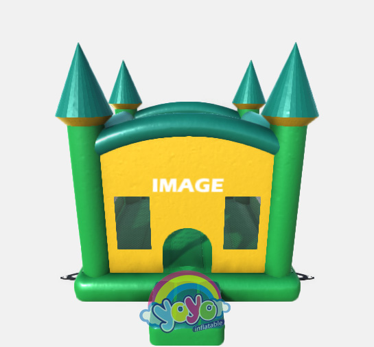 inflatable bounce house moonwalks castle 02