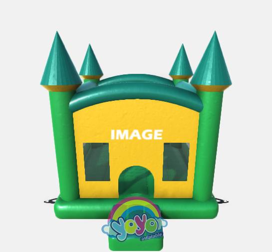 inflatable bounce house moonwalks castle 02