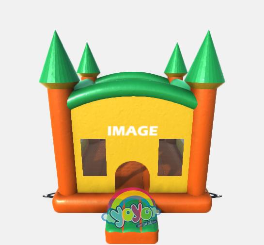 inflatable bounce house moonwalks castle 03